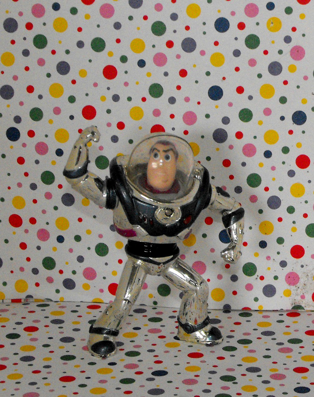 Disney's Toy Story 2 Buzz Lightyear Buzz In Space Figure