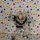 Disney's Toy Story Buzz Lightyear Chrome Figurine Plastic