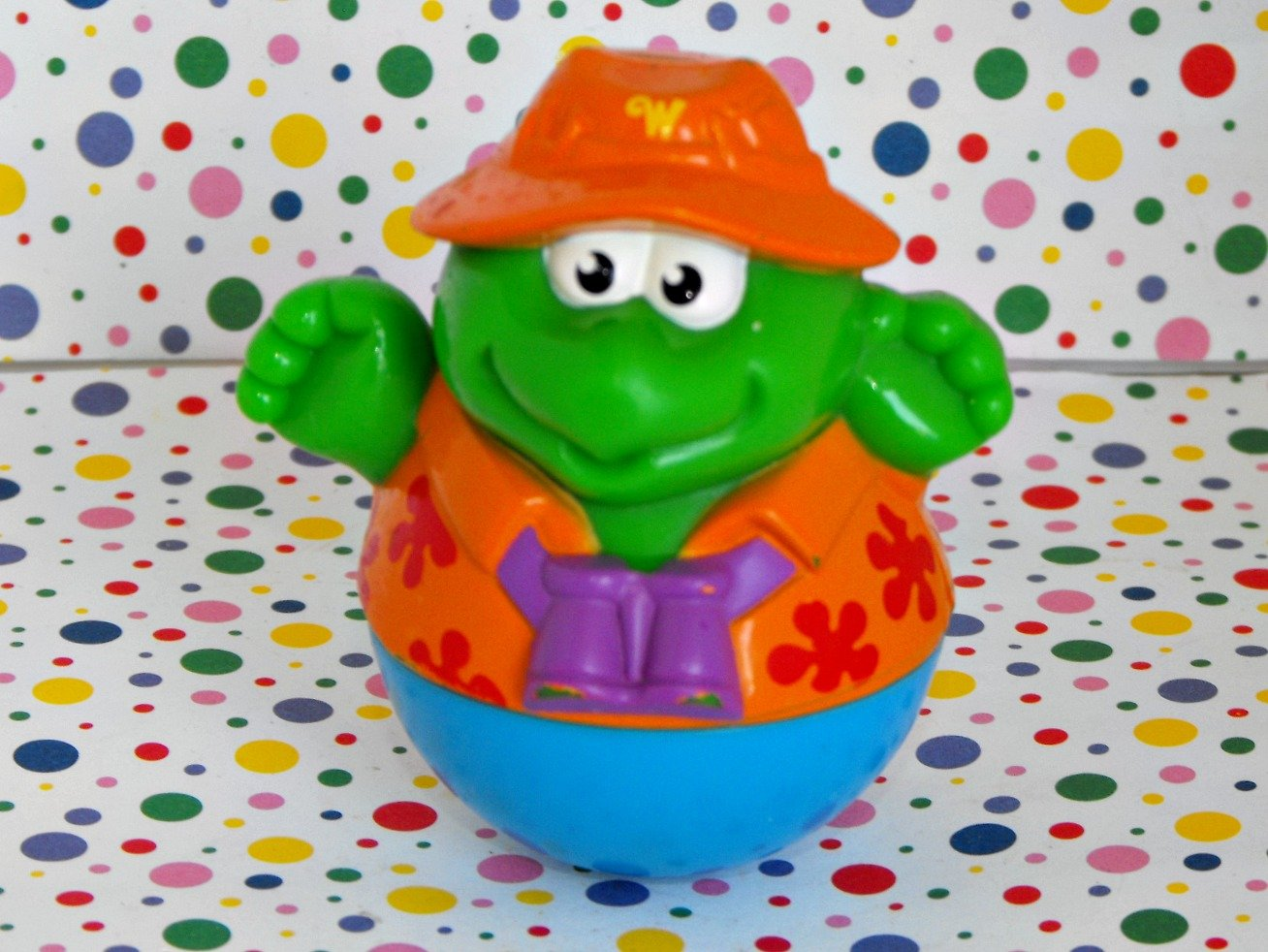 *12/14*SOLD~Playskool Weebles Weegoaway Camper Turtle ...