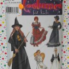 Witch, Milkmaid, Angel, Pilgrim Costume Pattern Simplicity 5372