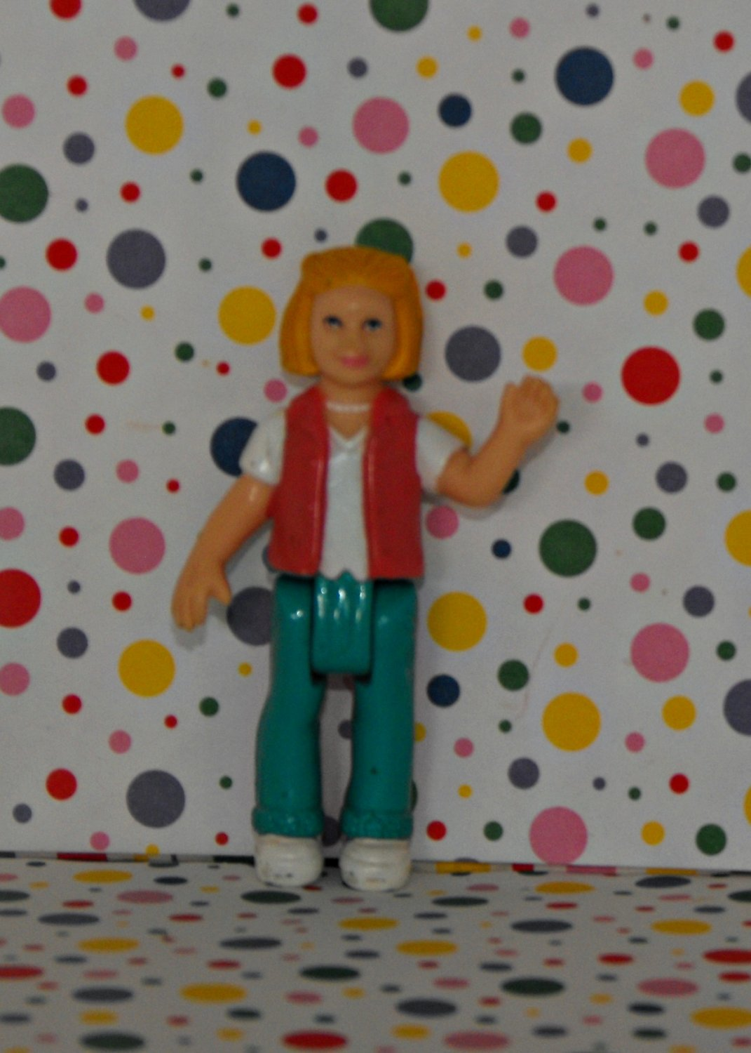 Fisher Price Sweet Street Country Dollhouse Part Daughter Girl Doll
