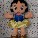 Disney World Snow White My First Princess Lovey Plush Doll