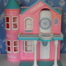 Barbie Dream House Dollhouse 1995 ~Pink ~Working Elevator