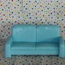 Barbie Talking Townhouse Folding Futon Sofa Couch Part Dollhouse Furniture