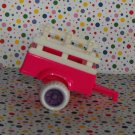 Fisher Price Barbie Kelly and Tommy Power Wheels Jeep Trailer Part