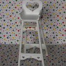 Barbie Kelly Eatin' Fun Playset Highchair Part Dollhouse Furniture