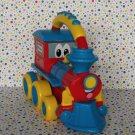 Little Tikes Handy Hauler Train Engine Rustee Rails
