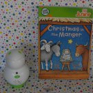 Leapfrog Tag Jr and Christmas Manger Book Set