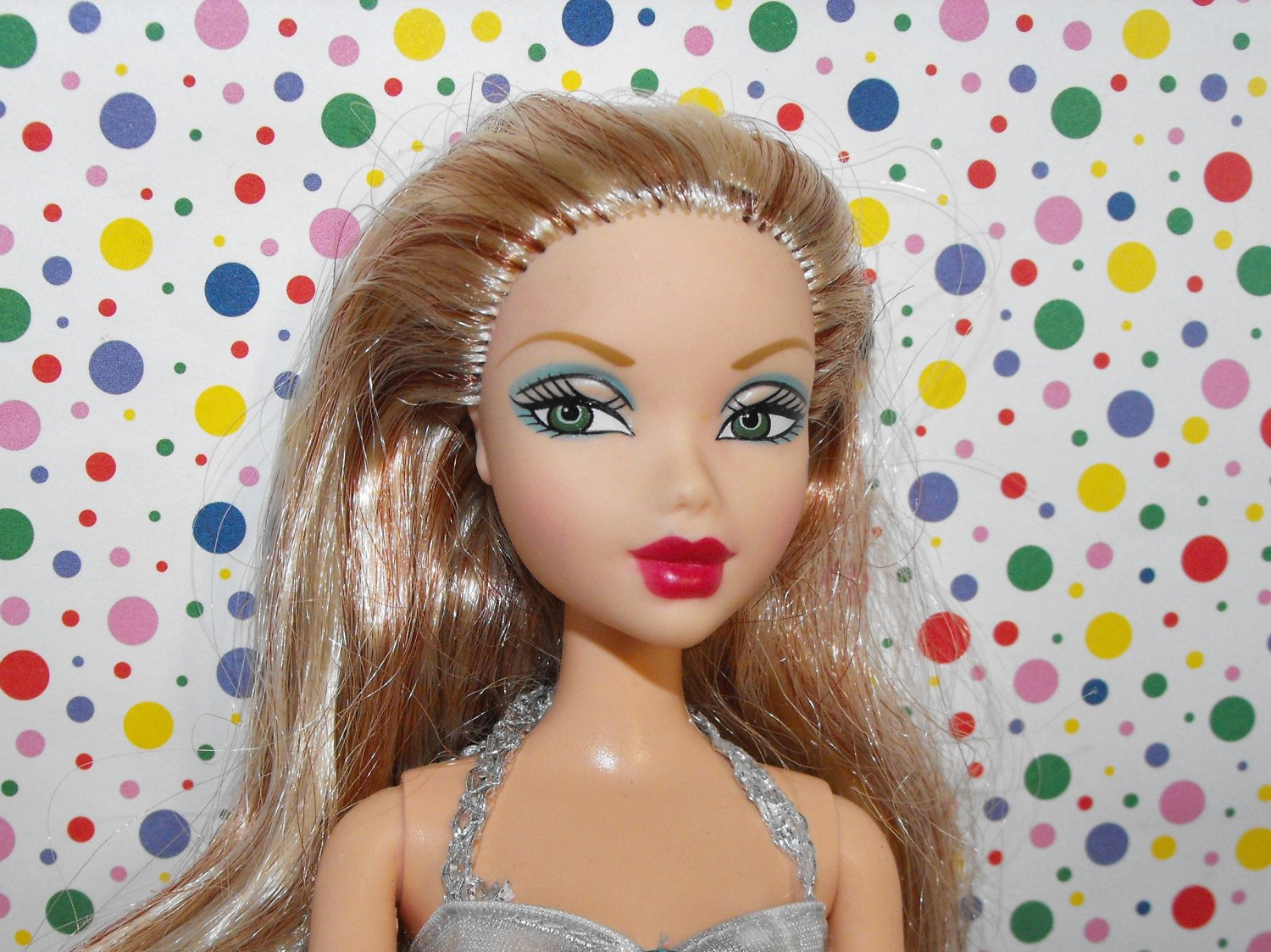 *10/15*SOLD~Barbie My Scene Delancey Doll for OOAK?