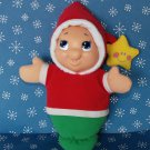 Playskool Gloworm Silent Night Christmas Carol
