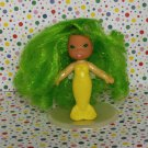 Vintage Kenner See-Wees Tropigals Oceana Bathtub Mermaid Doll