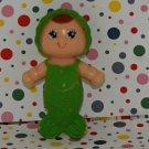 Vintage Kenner See-Wees Shelly Baby Sprite Bathtub Mermaid Doll