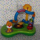Fisher-Price Brilliant Basics Twistin' Bead Bar Baby Learning Toy