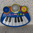 Little Tikes Pop Tunes Big Rocker Keyboard