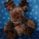 Bath and Body Works Christmas Jingles Brown Stuffed Reindeer