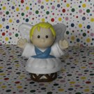 Fisher Price Little People Nativity Angel Girl Part