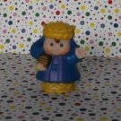 Fisher Price Little People Nativity Wiseman Eddie Part