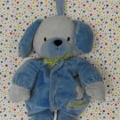 Carter's Puppy Pull String Musical Plush Crib Toy Lovey