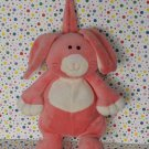 Mary Meyer Pink Bunny Rabbit Coin Purse Toy Lovey