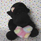 Kids of America Valentine Monkey Ape Black Gorilla Toy Lovey