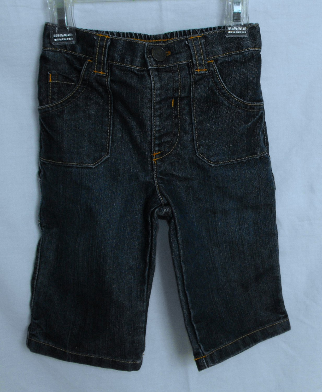Old Navy Baby Boys Jeans 6 month - 12 Months Carpenter Style