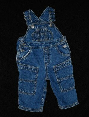 Gymboree 6-12 Months Jeans Overalls