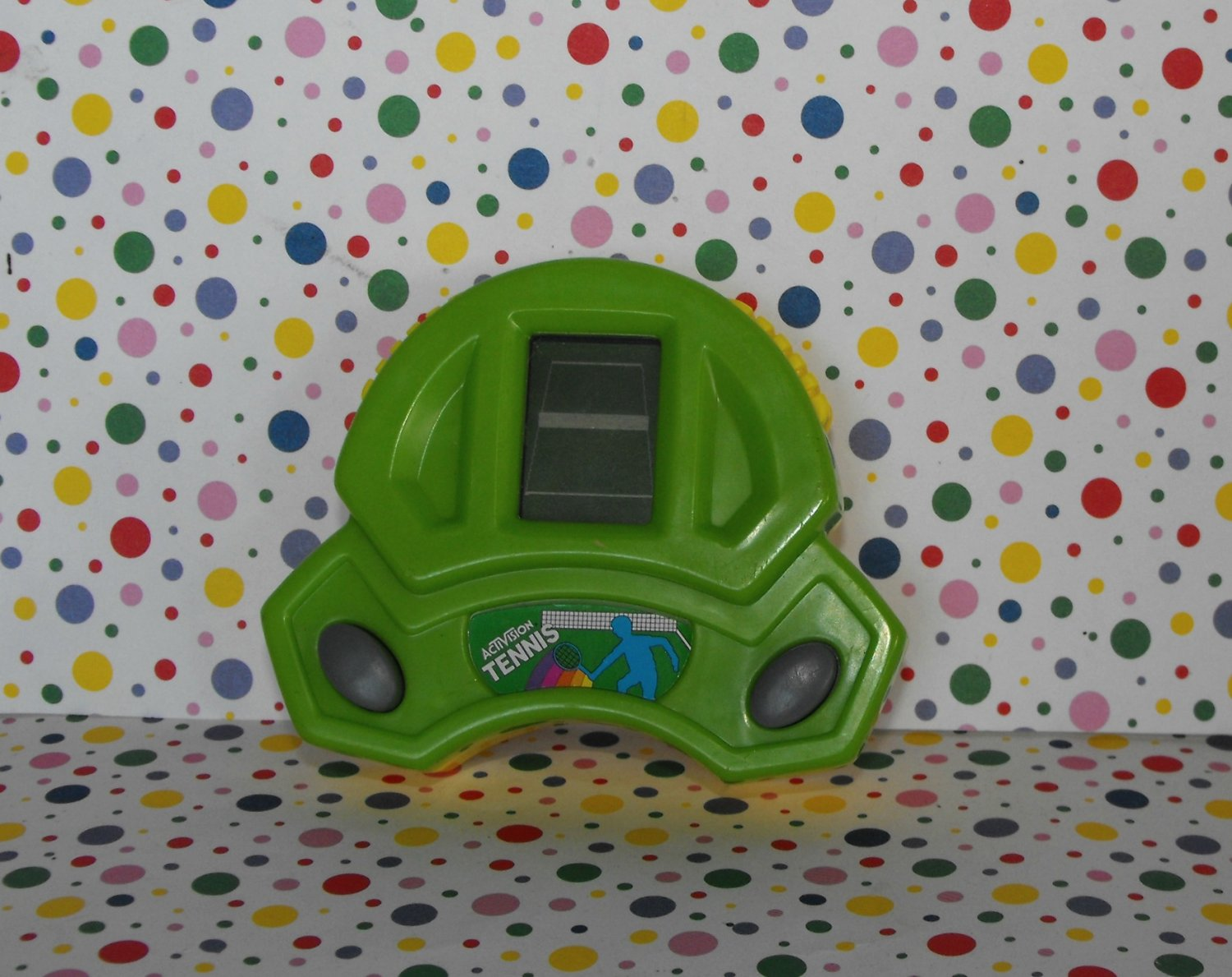 Burger King Happy Meal Activision Tennis Hand-held Video Game