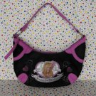 "Disney Hannah Montana ""Pop Star"" Girls Hobo Style Purse"