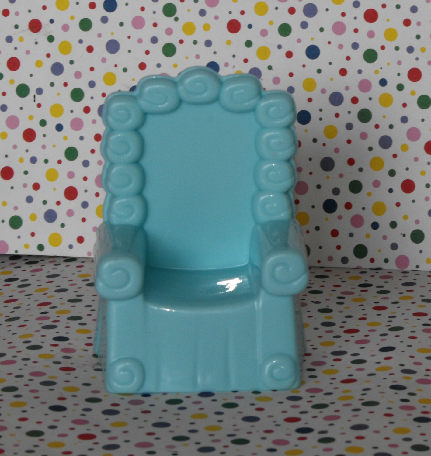 Dora the Explorer Dollhouse Magical Fantasy Adventure Room Throne Chair Part