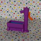Dora the Explorer Dollhouse Talking Stable Water Well Part