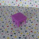 Dora the Explorer Let's Go Adventure Mini Schoolhouse Desk Table Part