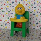 Illco Sesame Street Baby Big Bird Highchair