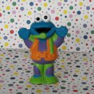 Fisher-Price Sesame Street Tub Sub Cookie Monster Figure Part