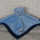 Tiddliwinks Blue Baby Blanket Bear Blankie Security Lovey
