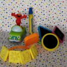 Aqua Doodle Sesame Street Elmo&#39;s World Parts Lot