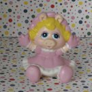 Muppet Babies Miss Piggy Vinyl Squeeze Toy Figure