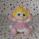 Muppet Babies Miss Piggy Vinyl Squeeze Toy Figure