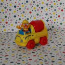 Sesame Street Ernie Diecast Truck Construction Tyco