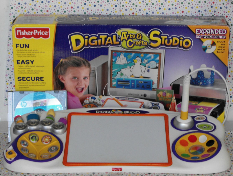 Fisher Price Digital Arts and Crafts Studio