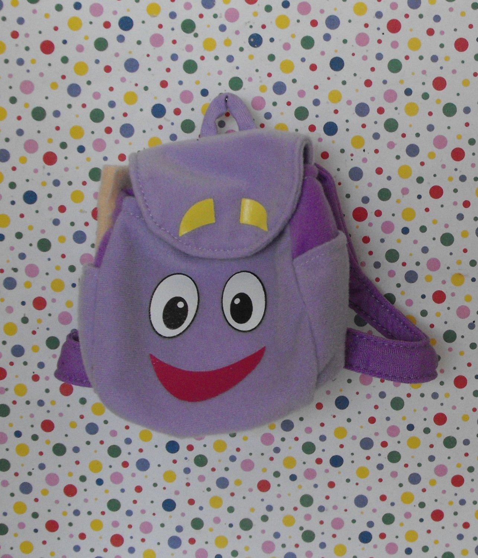 Fisher Price Dora the Explorer Talking Dora Surprise Doll Backpack