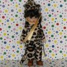 McDONALD'S Madame Alexander Halloween Leopard Costume Girl