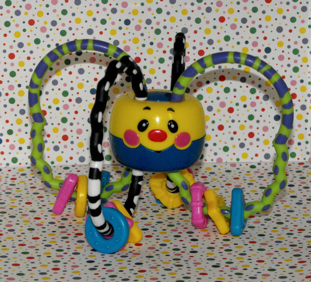 *11/16*SOLD~Fisher-Price Learning Patterns Octopus Very Hard to Find!