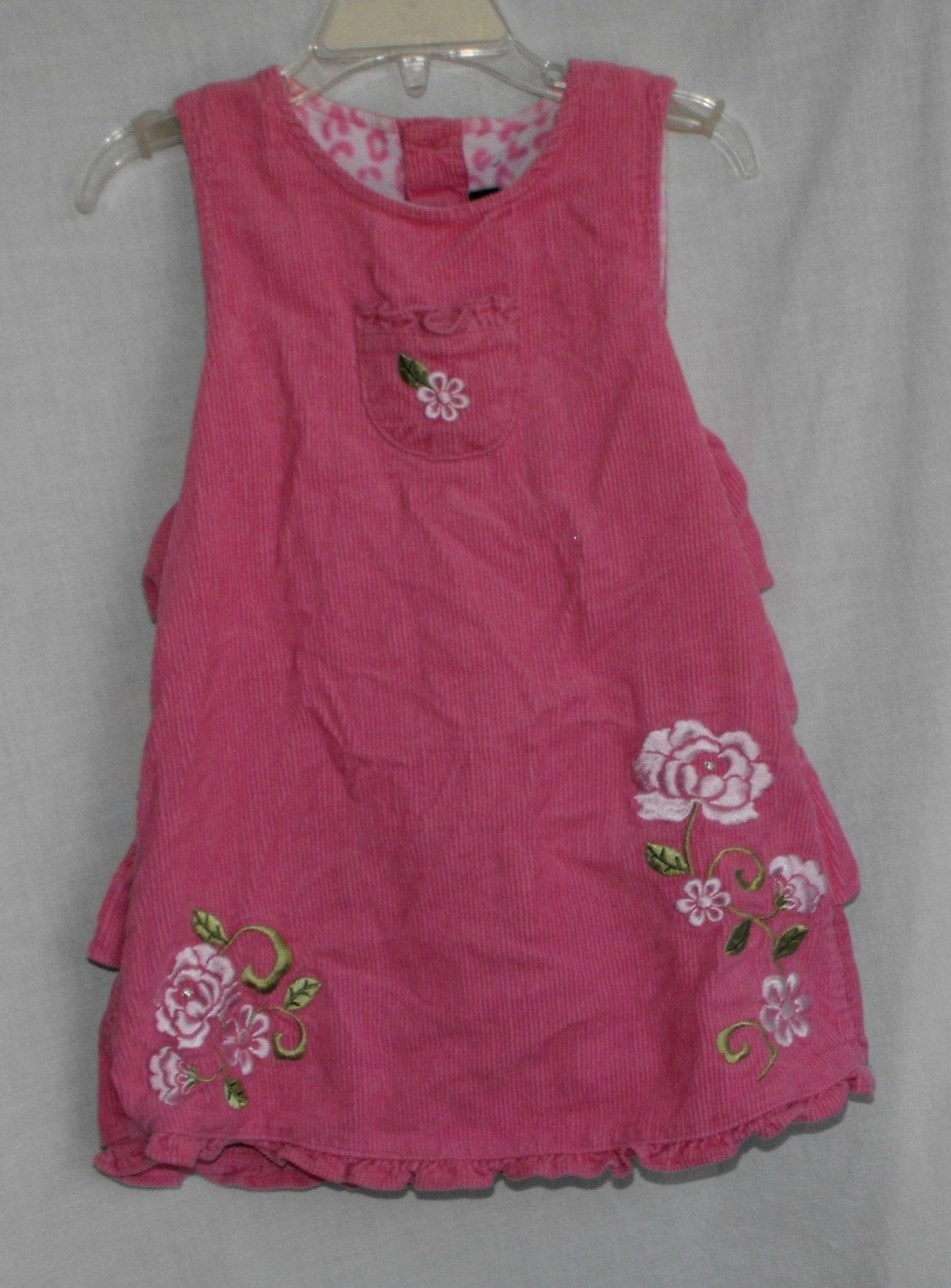 The Children's Place Pink Corduroy Dress Bloomers 3T New