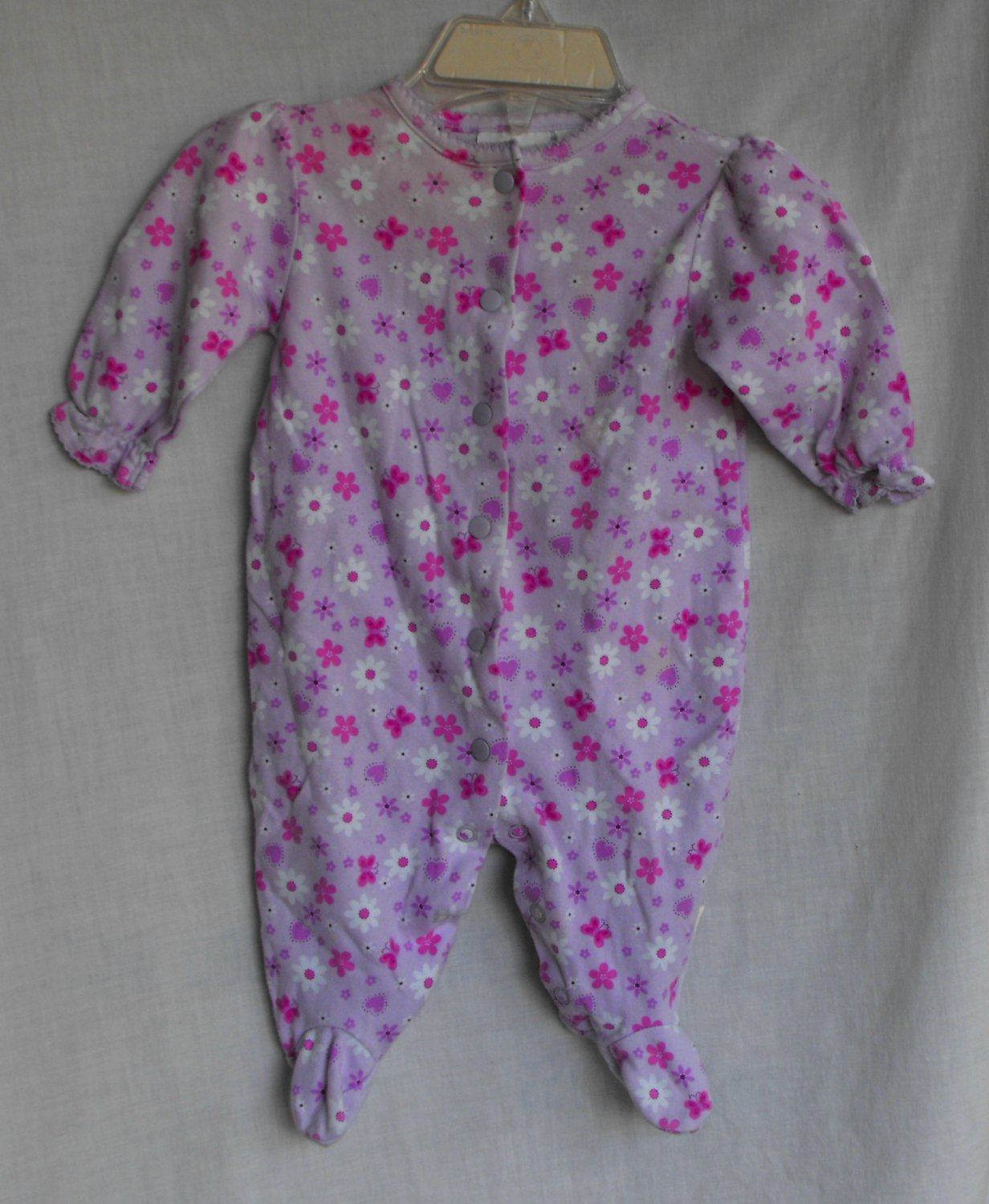 First Impressions Newborn Baby Girl 0-3 month Romper