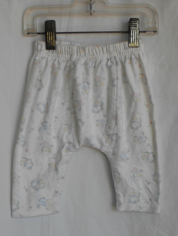 Baby Girl baby newborn pants 0 3 months