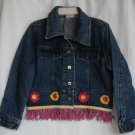 Kids Club Jean Jacket Size 5 US/ UK 110