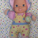 "Goldberger My First Baby Doll ""Baby Kisses"" Collectible"
