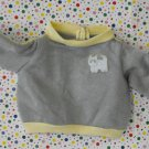 Vintage Cabbage Patch Kids Kitty Cat sweatshirt Top Clothes