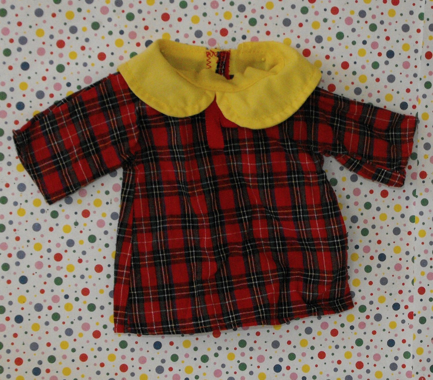 REPLACEMENT DRESS FOR EDEN MADELINE DOLL