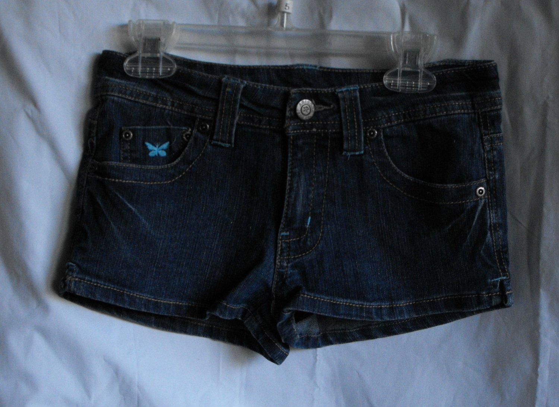 Girls Arizona Jeans Short Shorts Size 7